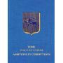 Dictionnaire des familles françaises ou notables à la fin du XIXe siècle - Tome 21 additions et corrections
