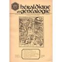 Héraldique et Généalogie n°69