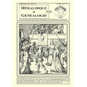 Héraldique et Généalogie n°166