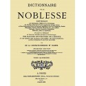 DICTIONNAIRE DE LA NOBLESSE - Volume 15